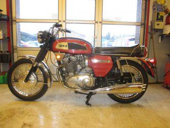bsa rocket 3 1969, 80 (2)