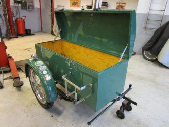sidevogn nimbus grøn (1)